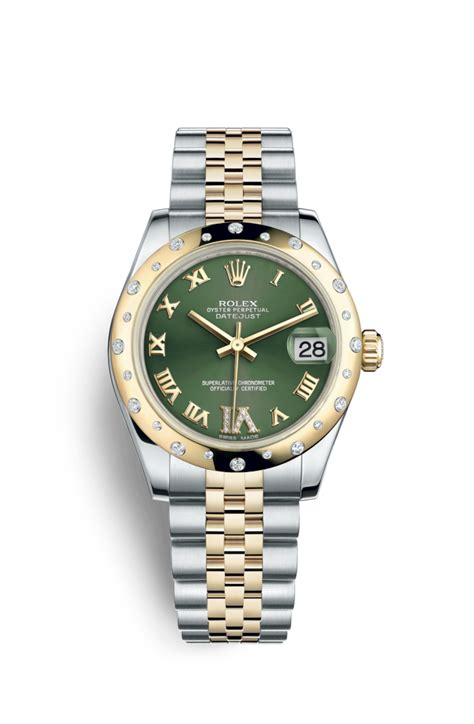 Rolex M4030 Combi Gold rolex datejust 31 yellow rolesor combination of oystersteel and 18 ct yellow gold 178343
