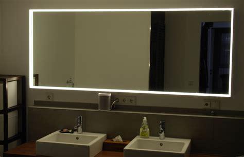 spiegel bad mit beleuchtung ikea hack bad spiegel mit led beleuchtung bw baublog