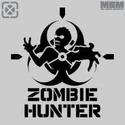 zombie hunter stencil mil spec monkey store