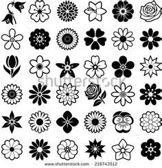 doodlebug dezigns quot crests and flowers that all look the same quot by
