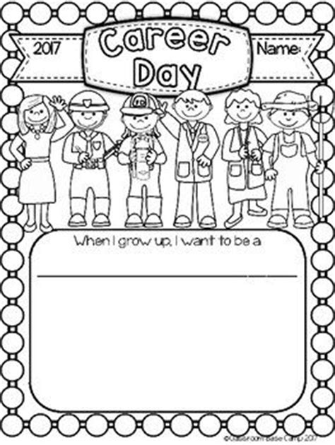 Career Day Worksheets by Best 25 Career Day Ideas On Career Bulletin