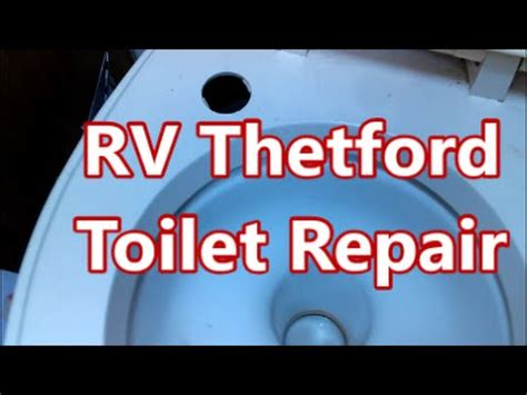 Thetford Toilet Gasket by Rv Thetford Toilet Leak Repair Parts Are Available