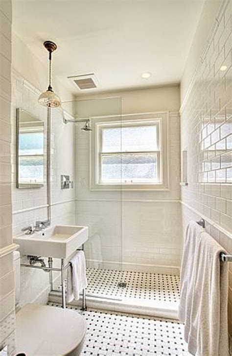 Classic Bathroom Designs by Haute Indoor Couture Windows In Showers