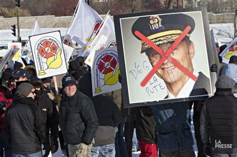 Calendrier Pompier Montreal R 233 Gimes De Retraite Les Pompiers De Montr 233 Al Manifestent