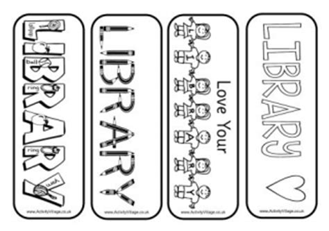 printable library bookmarks 94 coloring pages library 57 best adult coloring