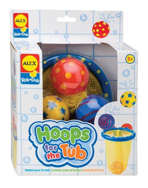 toys for the bathtub amazon com alex toys rub a dub hoops for the tub baby