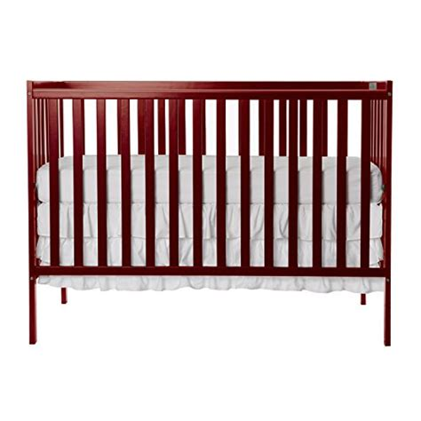 Dream On Me Synergy 5 In 1 Convertible Crib Cherry On Me 5 In 1 Convertible Crib
