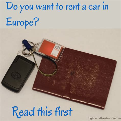 rent  car  europe  year
