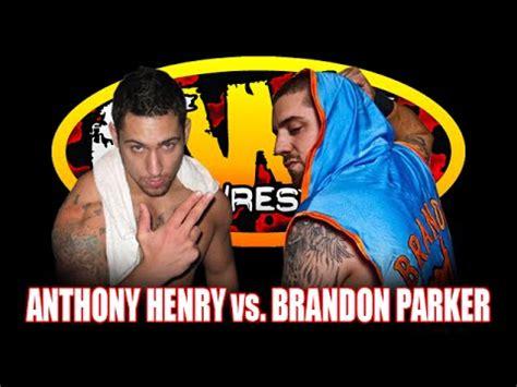 Brandon Atitude anthony henry vs brandon chions with attitude