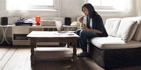 Work From Home - working from home is good for you and your boss huffpost