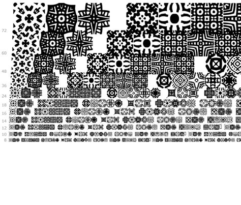 african pattern font african patterns pack fonts com