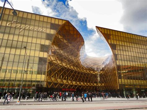 Design Center Malmo | emporia in malmo sweden by wing 229 rdhs architects video