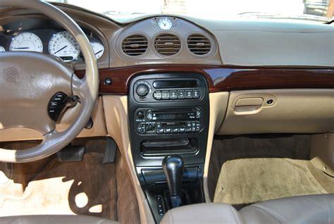 1999 Chrysler 300m Interior 1999 chrysler 300m interior pictures cargurus