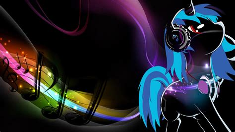 cool my vinyl scratch wallpaper my little pony friendship is
