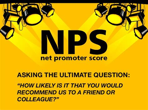 Ultimate Or Question Why Use Nps