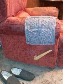 over armchair caddy 17 best images about crocheted remote caddies on pinterest
