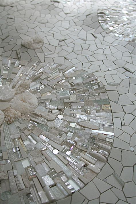 Floor King by Permafrost Detail 2009 By King Glass Ceramic