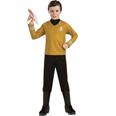 Trek Wardrobe by Boys Captain Kirk Trek Costume