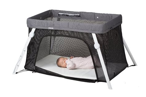 4 Travel Crib by Easy And Convenient Lotus Travel Crib By Guava Family