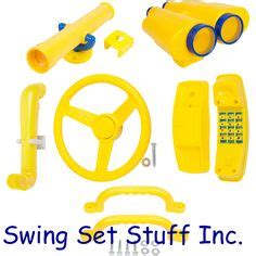 swing set stuff inc awesome accessories for swing sets on pinterest play