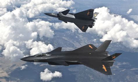 China unveils next-generation J-20 stealth fighter to ... J 20