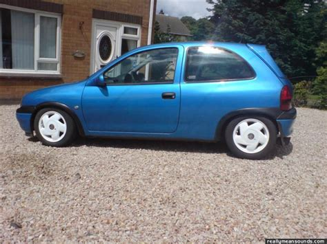Vauxhall Corsa Garage by Bellers S Vauxhall Corsa 1998 Rms Garage