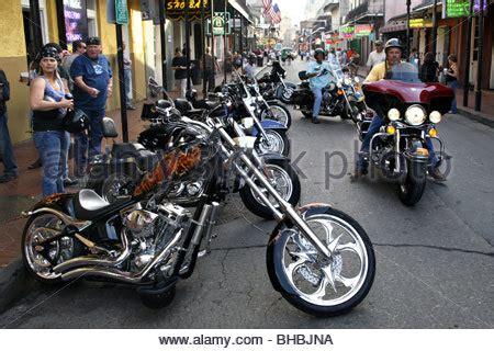 Harley Davidson New Orleans Quarter by A Harley Davidson Motorcycle Gosport