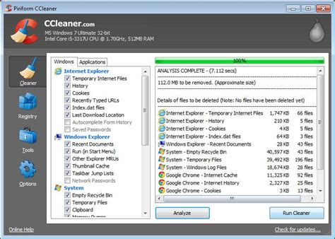 ccleaner zdarma galerie k ccleaner