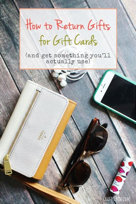 frugal fashion archives crafty coin - How To Return Gift Cards