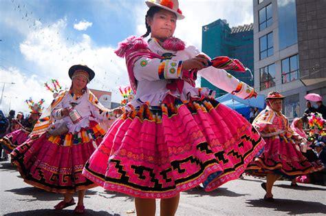 the culture of bolivia traditional dances south america