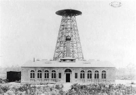 Nikola Tesla Russia Russian Physicists To Rebuild Tesla S Wardenclyffe Tower