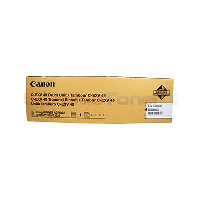 Canon Drum Magenta Npg 67 Ir Adv C3320 C3325 C3330 canon c exv 49 toner cyan 8525b002aa