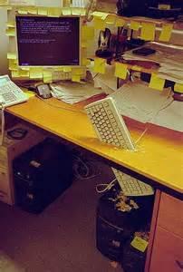 Office Prank Ideas Desk Mr P Fuchiko S Adventures Office Pranks