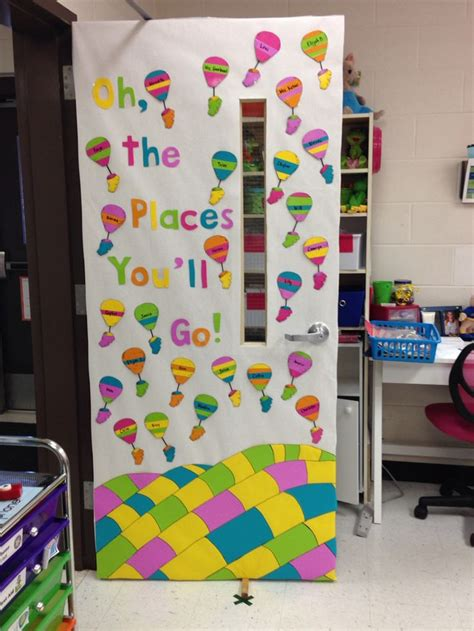 how to decorate a door for best 25 kindergarten door ideas on door