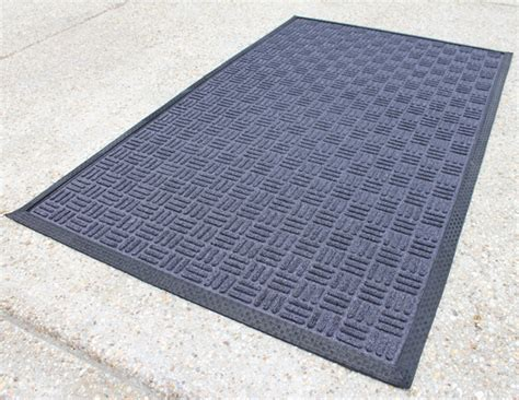 Water Trapper Mats by Weather Catcher Entrance Mats Are Water Trapper Mats By American Floor Mats
