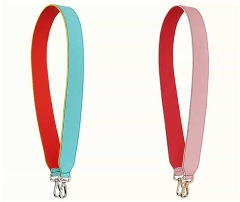 Fendi Straps 1 chastain and gigi hadid fendi s 1 000 bag straps