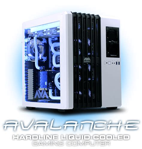 Cpu Gaming 1 color coordinating your gaming pc avadirect