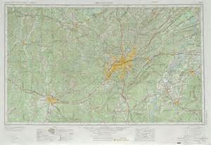 topographical map of birmingham topographic maps al usgs topo 33086a1