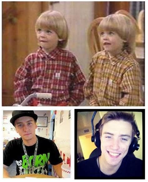 the twins on full house the twins from full house have grown up nicely famous actors pinterest the o