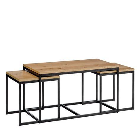 Tables Basses Gigogne 1290 by Tables Basses Gigogne 3 Tables Basses Gigogne Dolmen