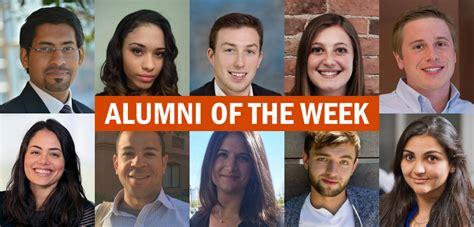 Syracuse Undergrad Alum To Mba by Alumni Of The Week Craig Perkins 16 Mba Whitman Voices