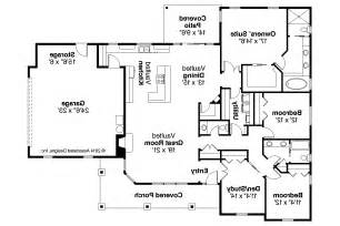 Ranch Floor Plans Ranch House Plans Brightheart 10 610 Associated Designs