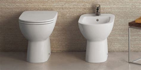 vasi bagno sanitari ceramica per vasi e bidet cose di casa