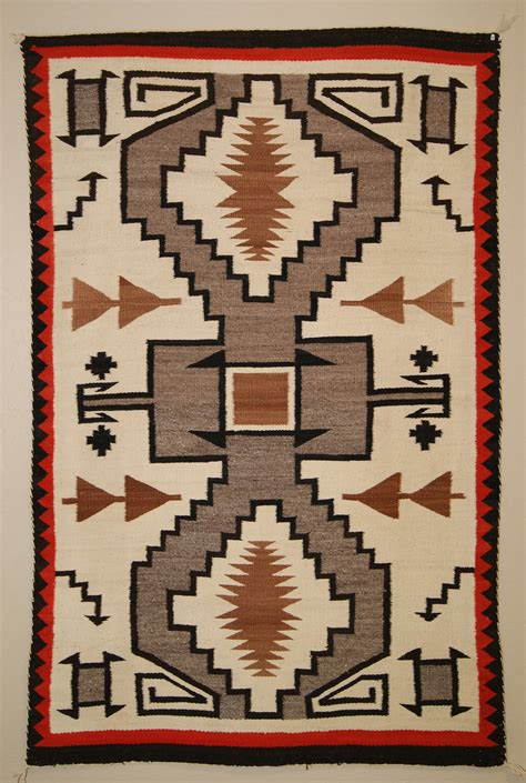 Navajo Rug Design by Historic Navajo Pattern Navajo Rug For Sale