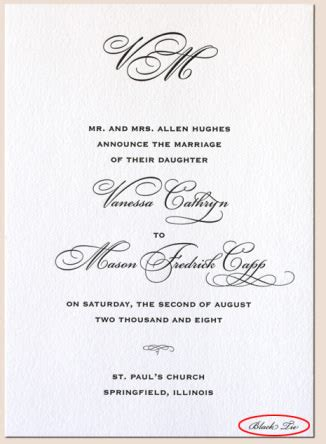wedding invitation black tie etiquette wedding invitation wording and etiquette weddingdash