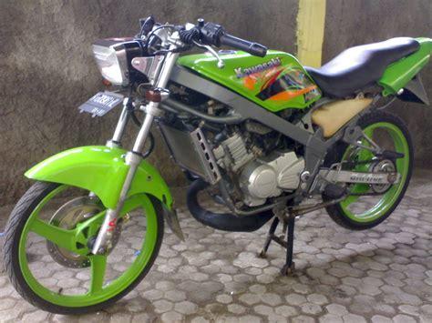 ninja motor terbaru cara modifikasi motor motor bekas ninja