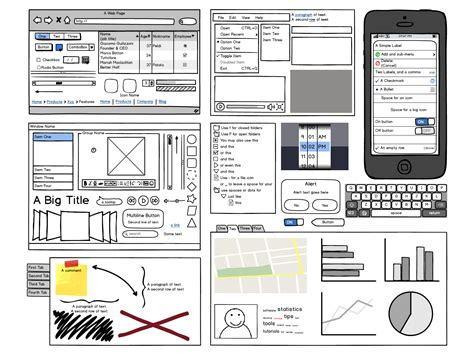 Web Design Mockup Exle | balsamiq mockups v2 2 full version serial key filetie