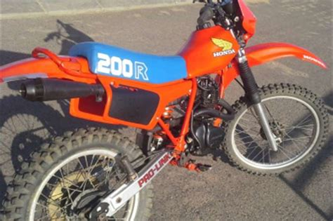 Honda Xr 200 2007 honda xr 200 spares motorcycles for sale in west r