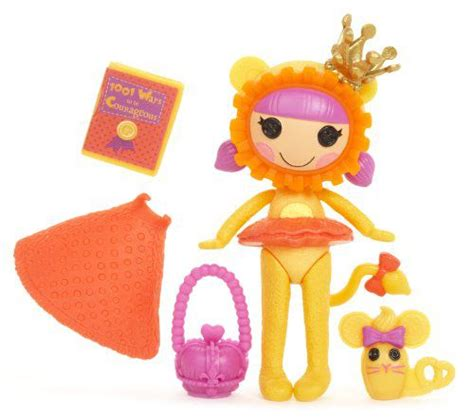 mini lalaloopsy doll b brave buy mini