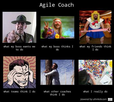 Agile Meme - what others think you do sebsonconferences